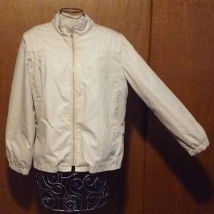Quilted shoulder Jacket